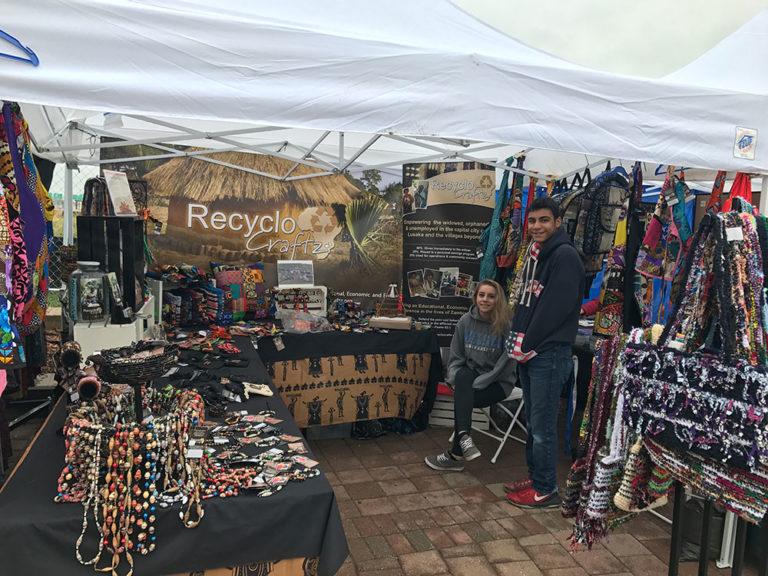 Booth-Set-Up-World-Fest
